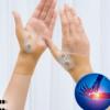 Kompresné bandáže na zápästie s magnetickými bodmi
