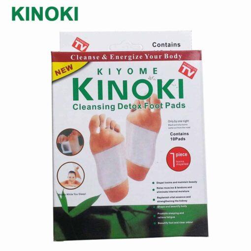 Detoxikačné náplasti na nohy