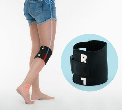 Akupresúrna ortéza na koleno