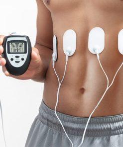 Svalový elektrostimulátor pulse