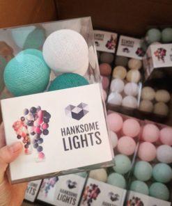 Hanksome Lights Gentle Warmth