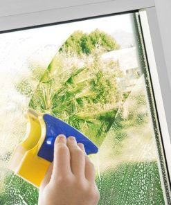 Mini magnetický čistič na okná