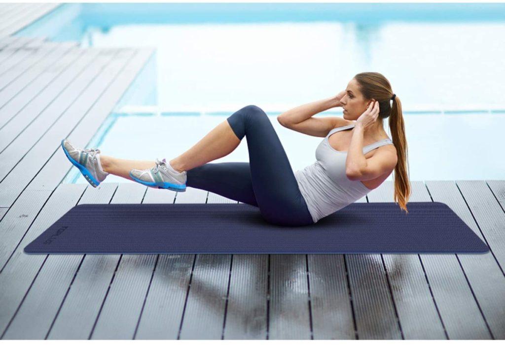 Podložka na jogu